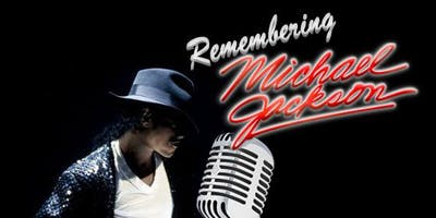 Remembering Michael Jackson Tribute Night 18th May 2019
