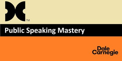 Public Speaking Mastery (Course Runs 2 Consecutive Days)