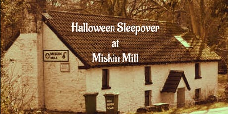 Halloween Ghost Hunt Sleepover & B&B at Miskin Mill tickets