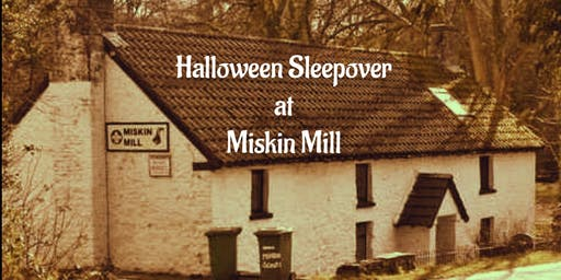 Halloween Ghost Hunt Sleepover & B&B at Miskin Mill