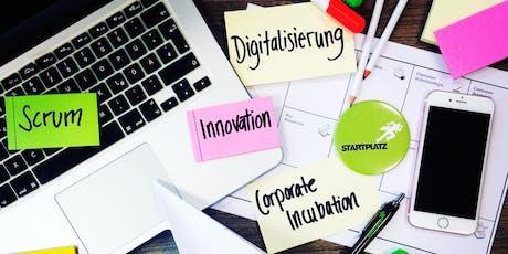 Best Practice Digitalisierung #9 - Lösungen für erfolgreiche Transformation in Unternehmen Tickets