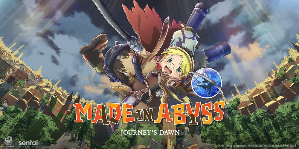 made in abyss  MADE IN ABYSS: Journey's Dawn Premiere Tickets, Fri, Mar 15, 2019 at ...