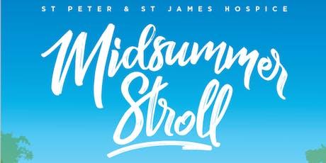 Midsummer Stroll tickets