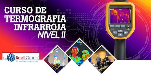 Curso de Termografía Infrarroja - Nivel II - The Snell Group / AGOSTO 2019 - ARANCELADO