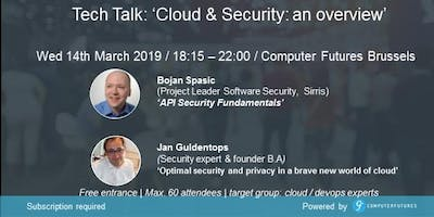 Cloud & Security: an overview
