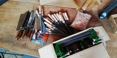Falegnameria per tutti: workshop di falegnameria base