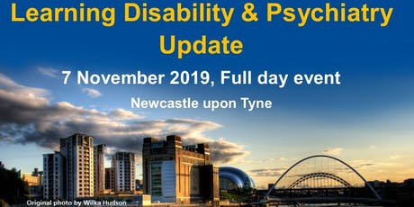 Learning Disability and Psychiatry Update tickets