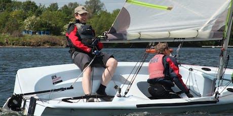 Sunday Dinghy Sailing Taster tickets