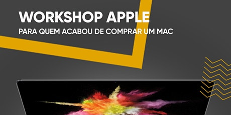 Workshop Apple Mac ( Fnac Alfragide ) bilhetes
