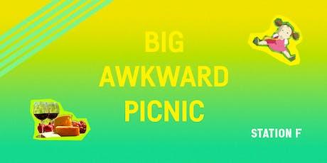 THE BIG AWKWARD PICNIC tickets
