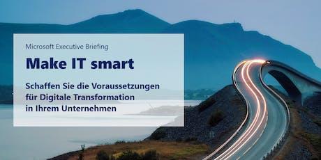 Microsoft Executive Briefing Workshop (Köln) Tickets