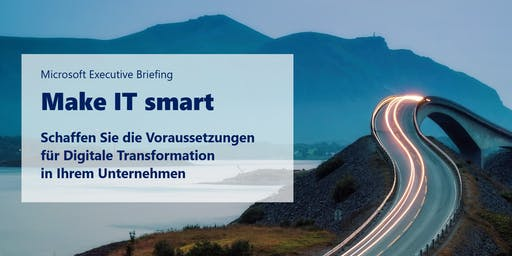 Microsoft Executive Briefing Workshop (Köln)