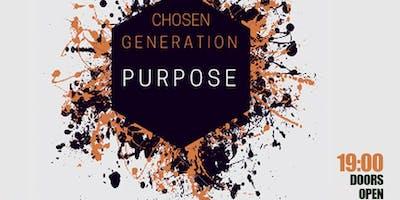 Kopie van Chosen Generation Youth Night