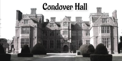 Condover Hall Ghost Hunt