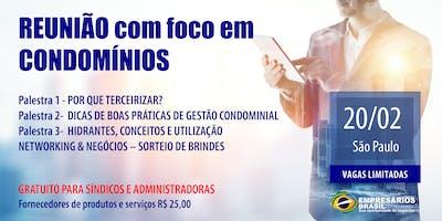 Reunião com foco em CONDOMÍNIOS - 20-02