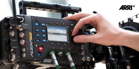 ARRI Certified User Training for Camera Systems | Burbank tickets