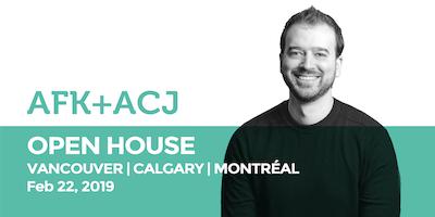 Prep Doctors AFK+ACJ Open House in Calgary