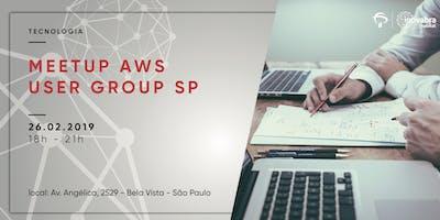 Meetup AWS User Group SP