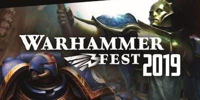 Warhammer Fest UK - 2019