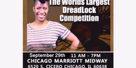 The Worlds Largest DreadLock Competition tickets