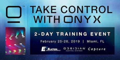 Obsidian Control Systems / Elation Lighting Events | Eventbrite