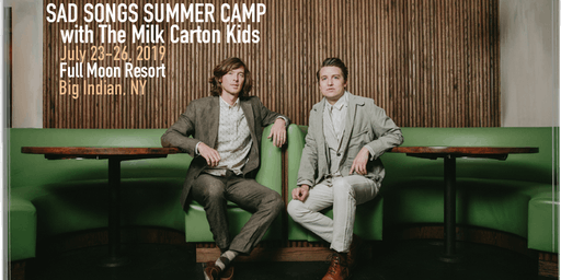 The Milk Carton Kids' Sad Songs Summer Camp
