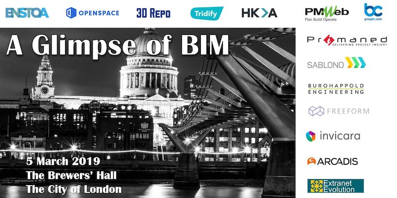 A Glimpse of BIM - 5 of March - The City of London