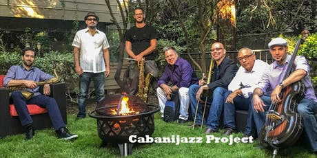 Cabanijazz Project tickets