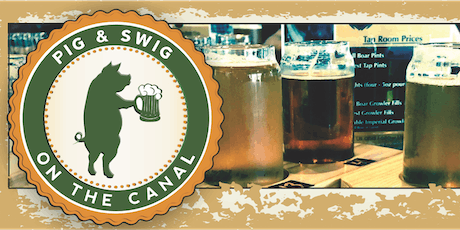 Pig & Swig on the Canal tickets