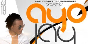Free Drinks With Ayo Jay Live For Caribbean Fuse...