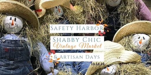 Fall Safety Harbor Shabby Chic Vintage Market & Artisan Day