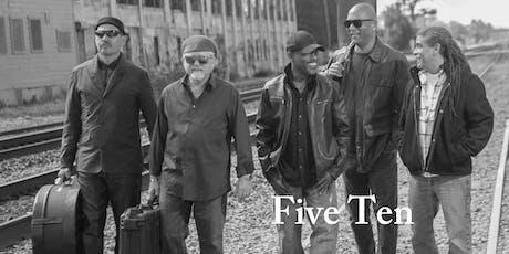 Five Ten tickets