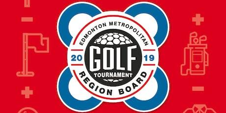 City of Leduc presents the Edmonton Metro Region Board Golf Tournament tickets