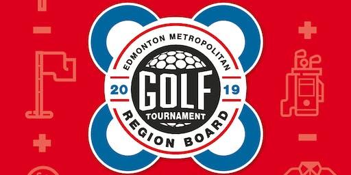 City of Leduc presents the Edmonton Metro Region Board Golf Tournament