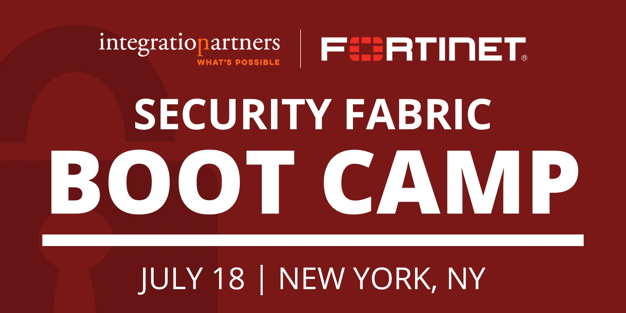 Fortinet Security Fabric Bootcamp | New York, NY