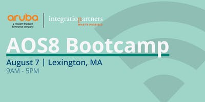 Aruba A0S8 Bootcamp | Lexington, MA