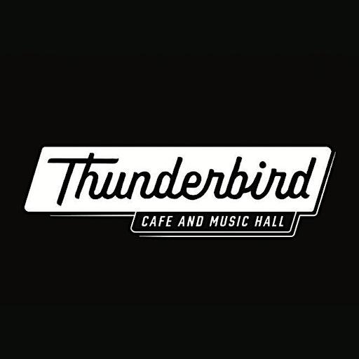 Thunderbird Café & Music Hall logo