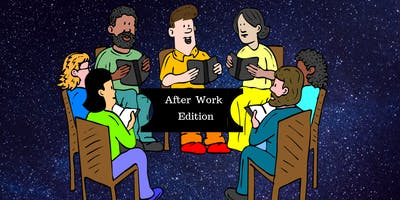 Brown Bag Book Discussion: After-Work Edition