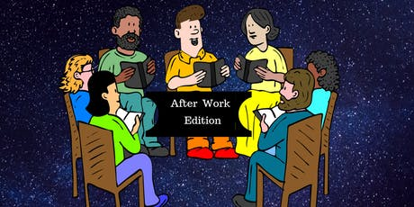 Brown Bag Book Discussion: After-Work Edition tickets