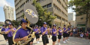 Towson 4th of July Parade