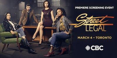 Street Legal Premiere Screening Event