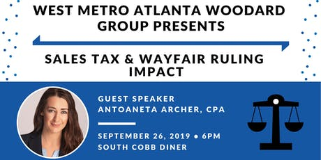 WMAW Group Networking: WayFair Ruling Sales Tax Impact tickets