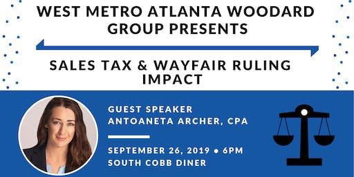 WMAW Group Networking: Salex Tax & WayFair Ruling Impact