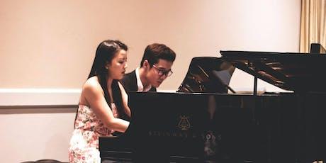 WINNERS' CONCERT: 2019 PHILADELPHIA INTERNATIONAL PIANO COMPETITION tickets