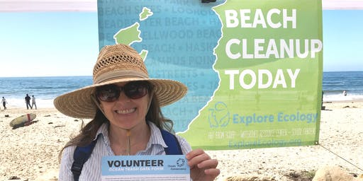Arroyo Burro Beach Cleanup