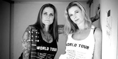 Backstage – Women on Tour Sonja Gründemann und Esther Jung live