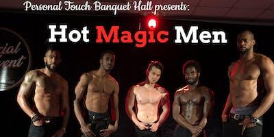 Hot Magic Men