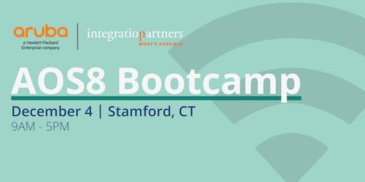 Aruba A0S8 Bootcamp | Stamford, CT