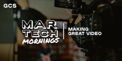 MarTech Mornings - Video Marketing