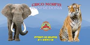 A Manfredonia arriva il Circo M.Orfei fino al 19...
